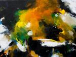 Claudia NEUBAUER - Acryl 2012-60x80 cm