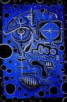 Tom Lestienne    Acrylique sur toile, 53x81cm, 2013